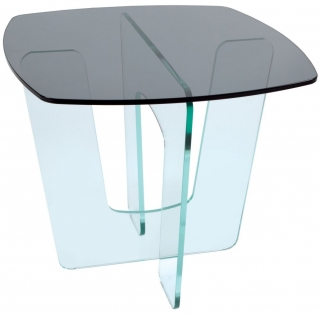 Greenapple Pure Glass Quartz Lamp Table 59077