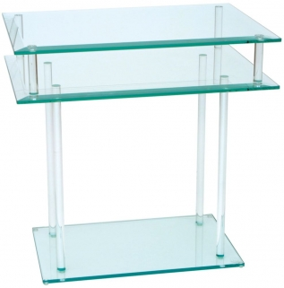 Greenapple Pure Glass Rectangular Table 59787