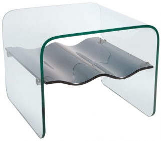 Greenapple Pure Glass Ripple Lamp Table LY5611