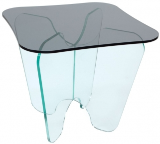 Greenapple Pure Glass Vortex Lamp Table 59067