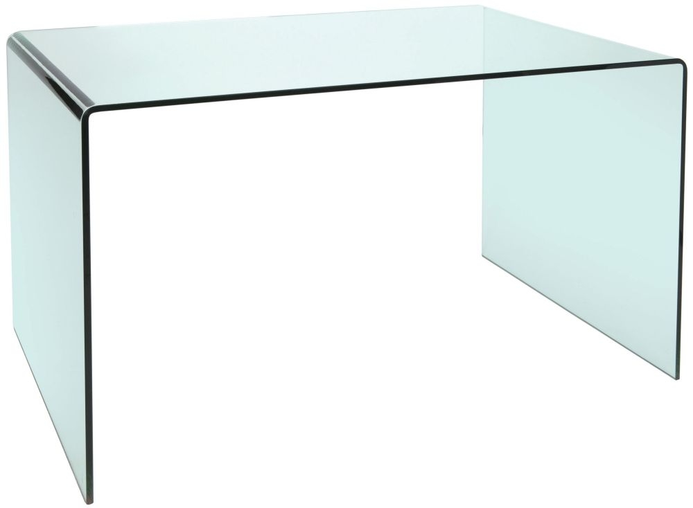 Greenapple Pure Glass Arc Desk GA104