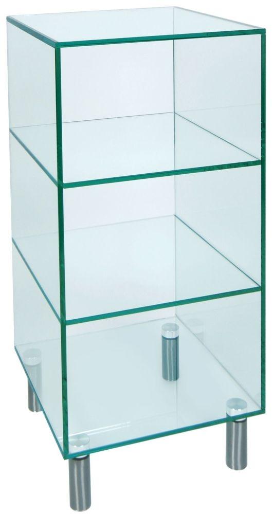 Greenapple Pure Glass Shelf Unit