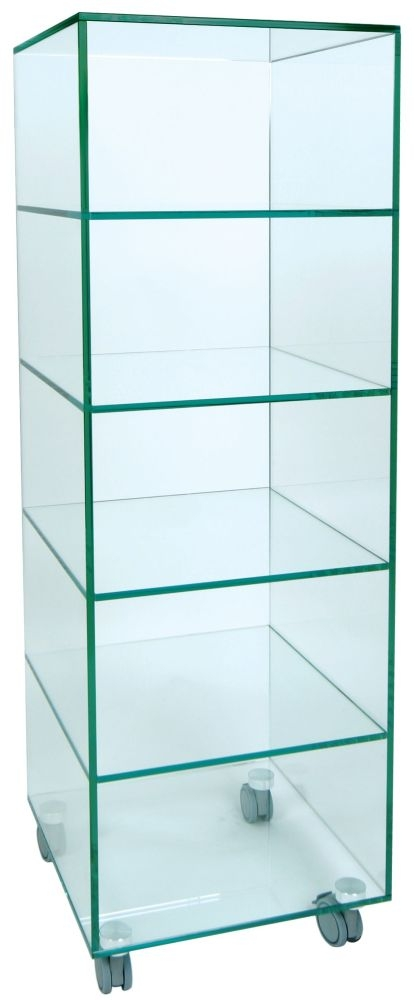 Greenapple Pure Glass Shelving Unit - Large 59270WL