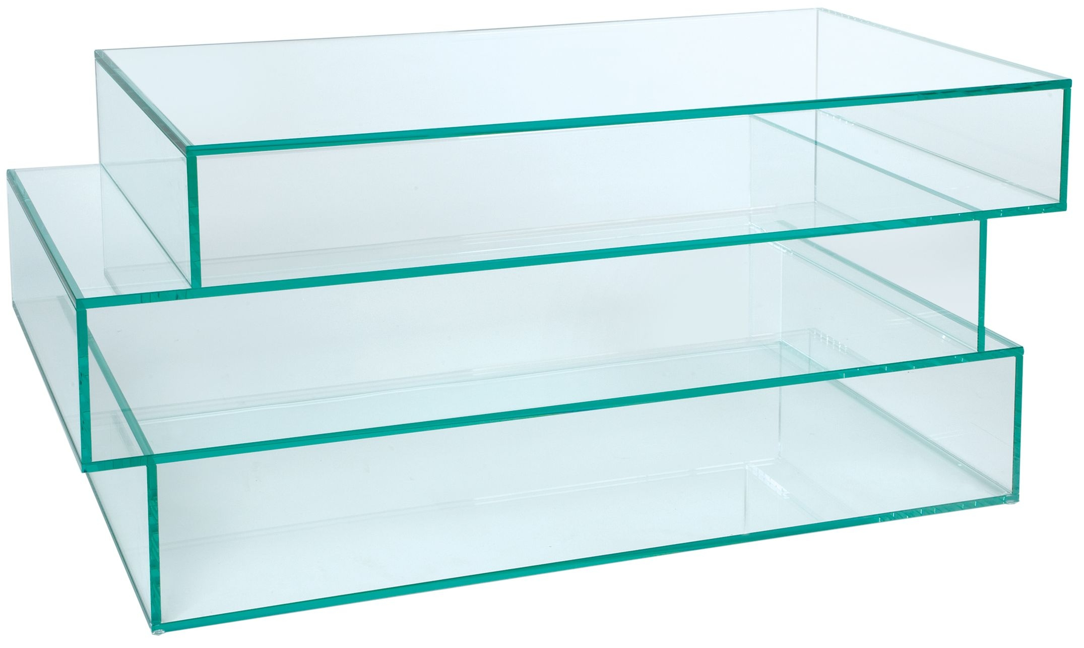 Greenapple Pure Glass Angel TV Stand 59700