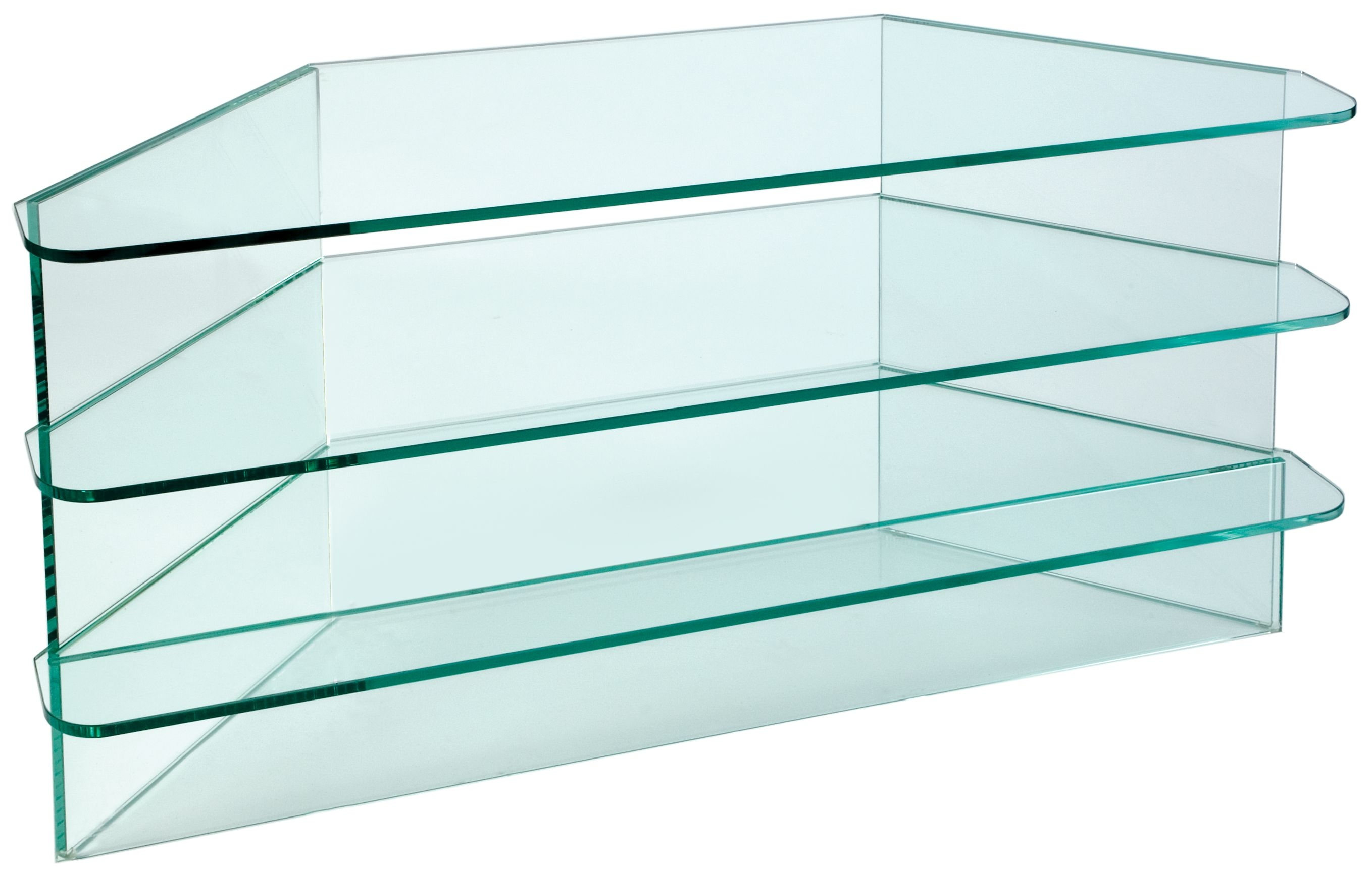 Greenapple Pure Glass Plasma TV Stand 59293