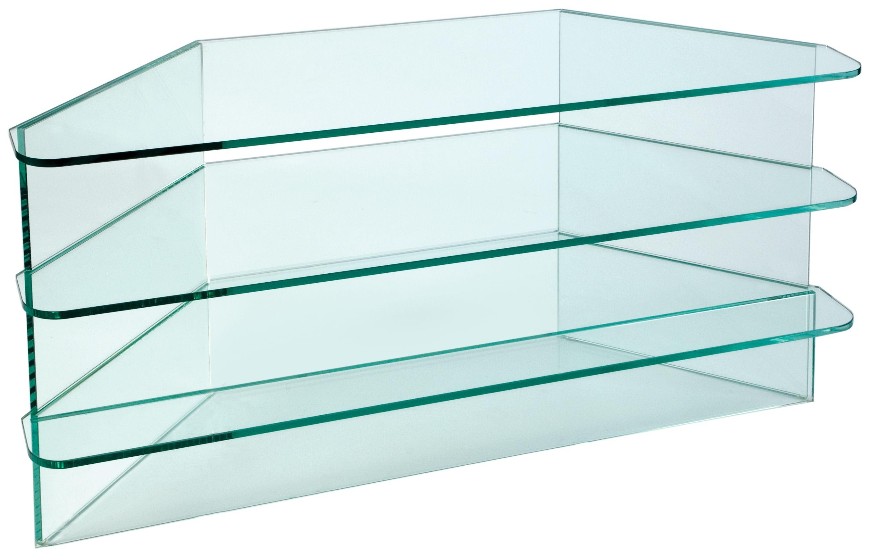 Greenapple Pure Glass Plasma TV Stand 59293