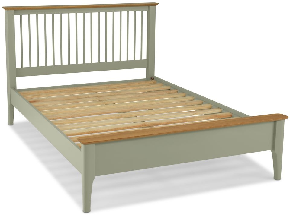 Ancona Painted Bed