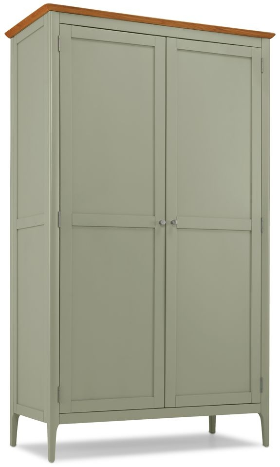 Ancona Painted Full Hanging Wardrobe