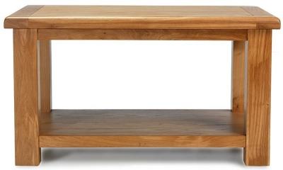 Arles Oak Coffee Table