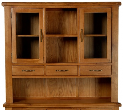 Arles Oak Medium Dresser Top