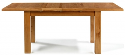 Arles Oak Medium Extending Dining Table
