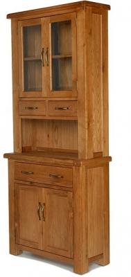 Arles Oak Petite Dresser