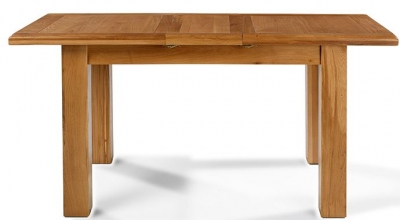 Arles Oak Small Extending Dining Table