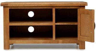 Arles Oak TV Cabinet