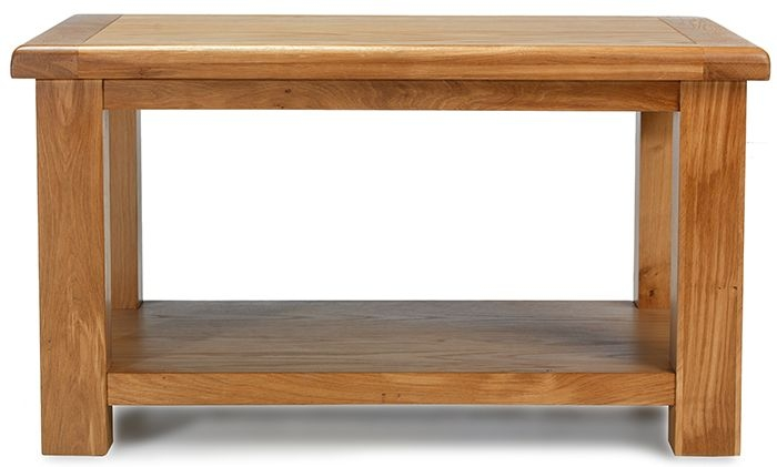 Arles Solid Oak Coffee Table