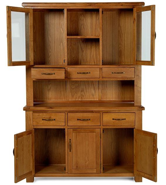 Arles Oak Medium Dresser