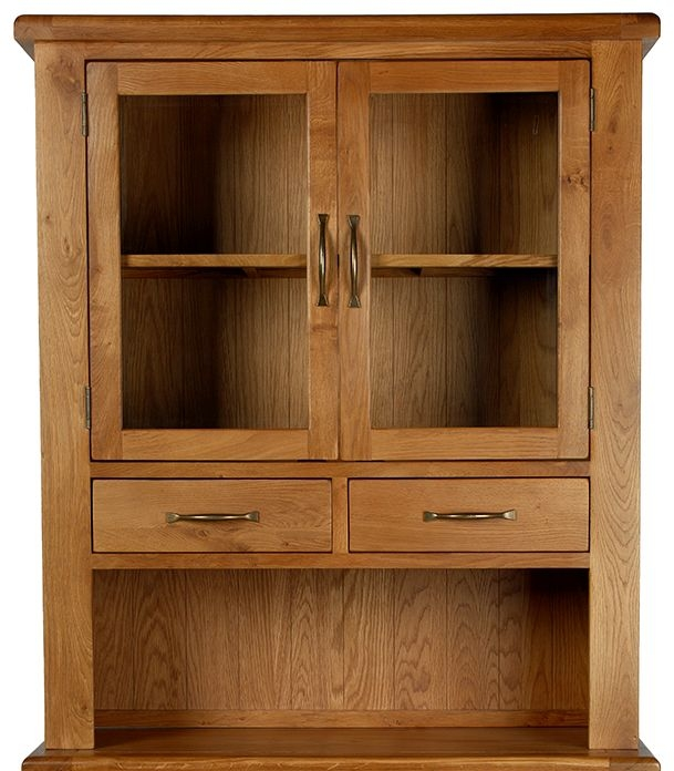 Arles Oak Petite Dresser Top