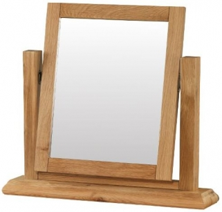 Bayford Oak Dressing Mirror