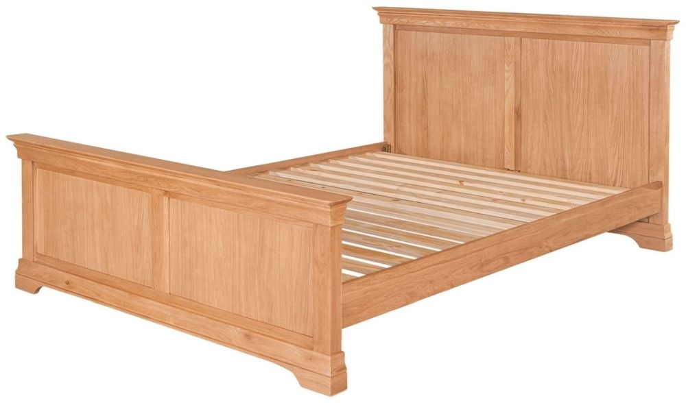 Bayford Oak Bed