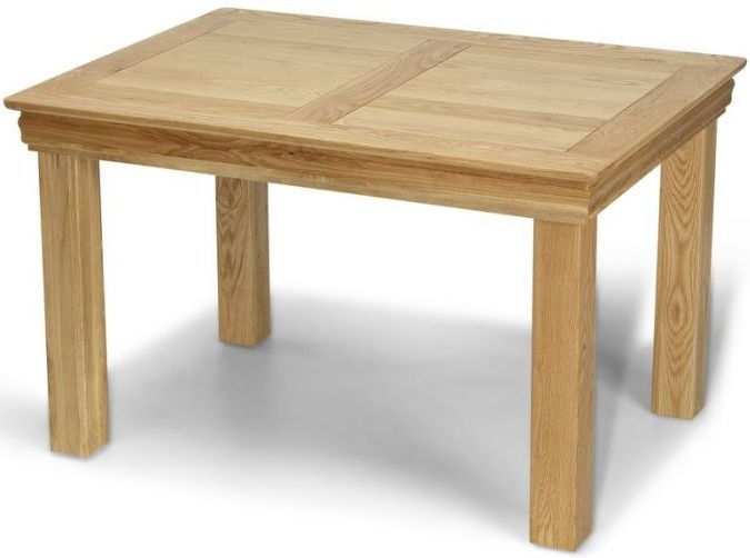 Bayford Oak Small Dining Table