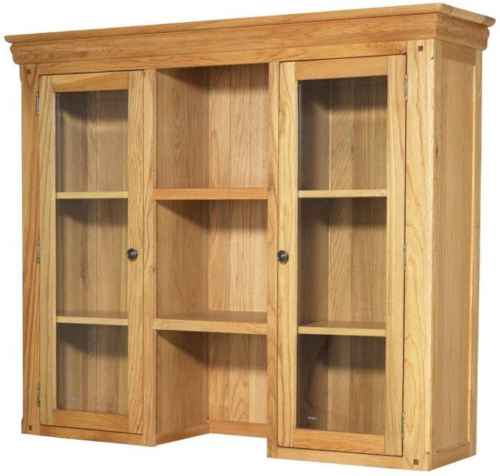 Bayford Oak Large Sideboard Top