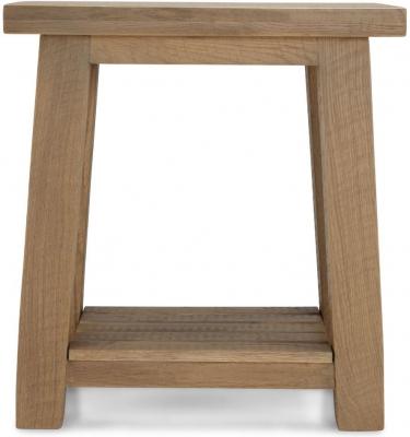 Bourg Oak Side Table
