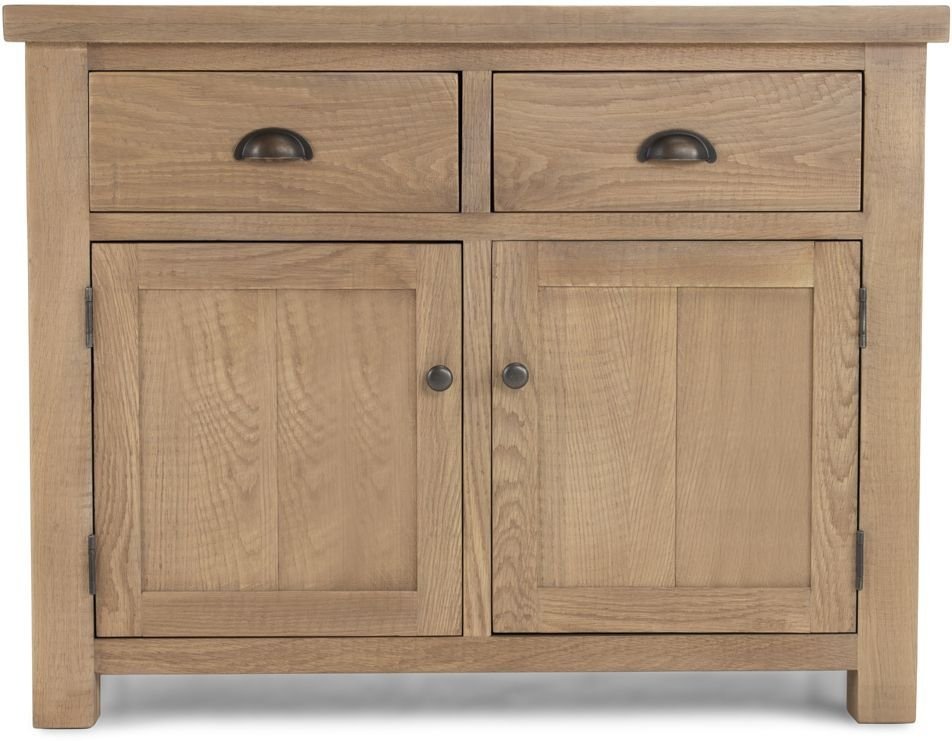 Bourg Oak Small Sideboard