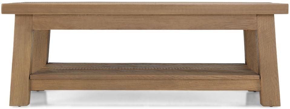 Bourg Oak Large Coffee Table