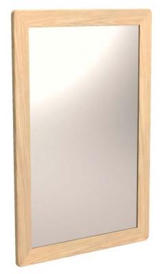 Celina Oak Wall Mirror - 60cm x 90cm