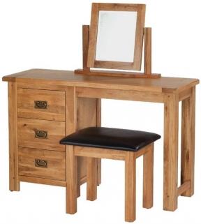 Cherington Oak Dressing Set