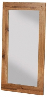 Cherington Oak Wall Mirror
