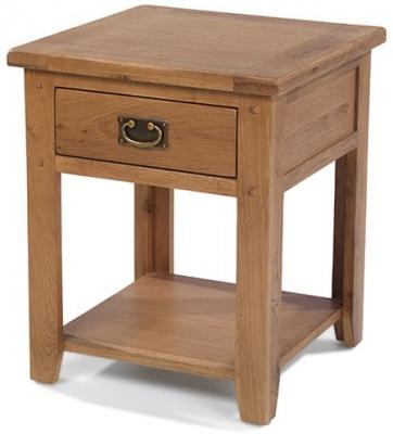 Cherington Oak Bedside Table