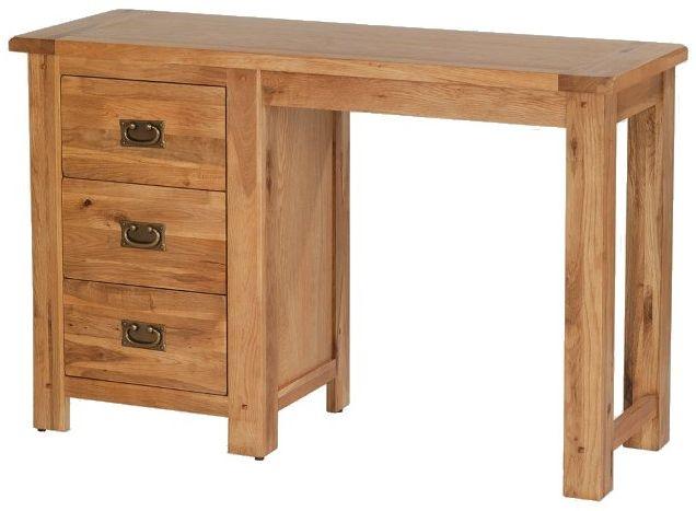 Cherington Oak Dressing Table