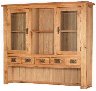 Cherington Oak Large Hutch