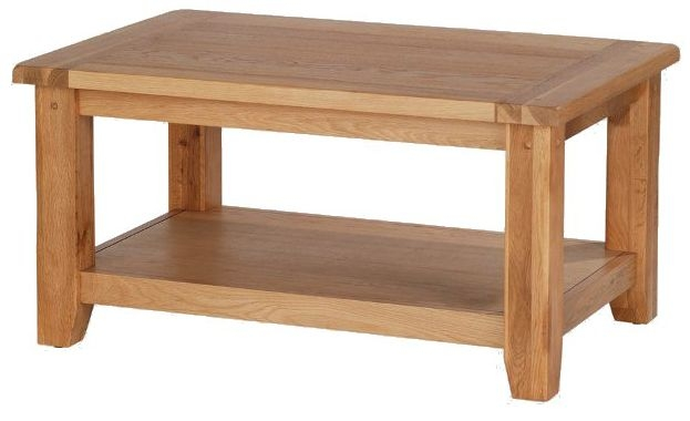 Cherington Oak Coffee Table