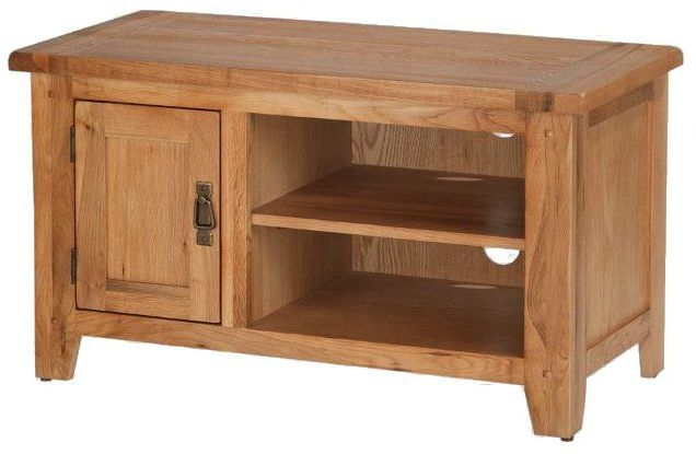 Cherington Oak TV Cabinet