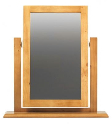 Churchill Pine Vanity Mirror