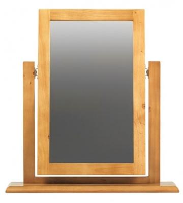 Churchill Pine Vanity Mirror