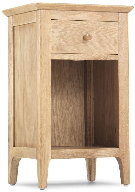 Cornett Oak Bedside Cabinet