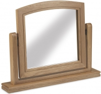 Georgina Natural Oak Dressing Mirror