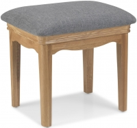 Georgina Natural Oak Stool