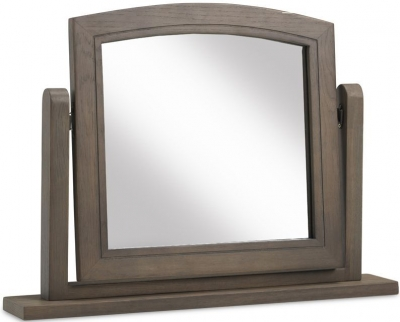Georgina Grey Washed Oak Dressing Mirror