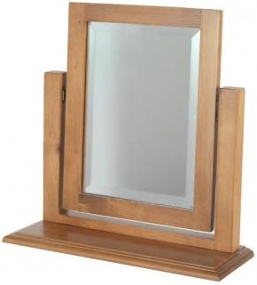 Henbury Pine Vanity Mirror