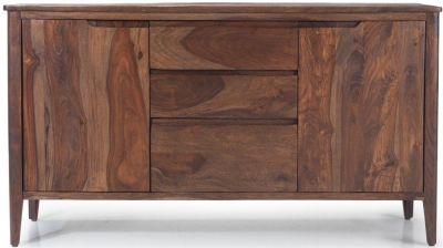 Marvin Sheesham Large Sideboard