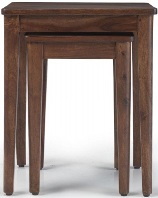 Marvin Sheesham Nest of Table (Set of 2)