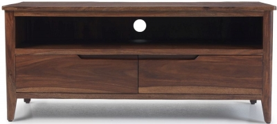 Marvin Sheesham Plasma TV Unit
