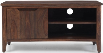 Marvin Sheesham Small TV Unit