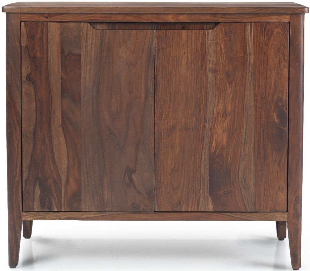 Marvin Sheesham Small 2 Door Sideboard