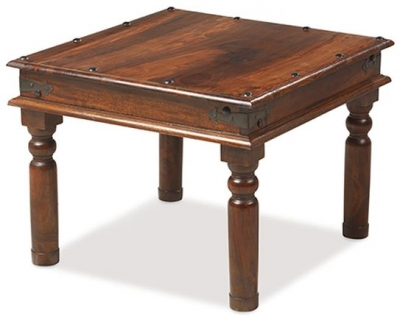 Mica Sheesham Thacket Small Coffee Table