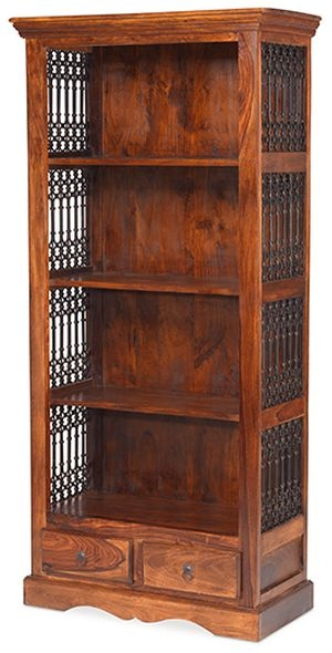 Mica Sheesham Bookcase